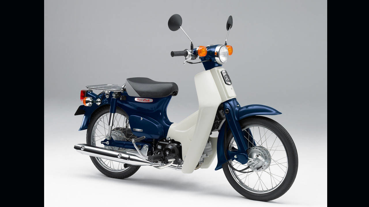 Image Result For Honda Super Cuba