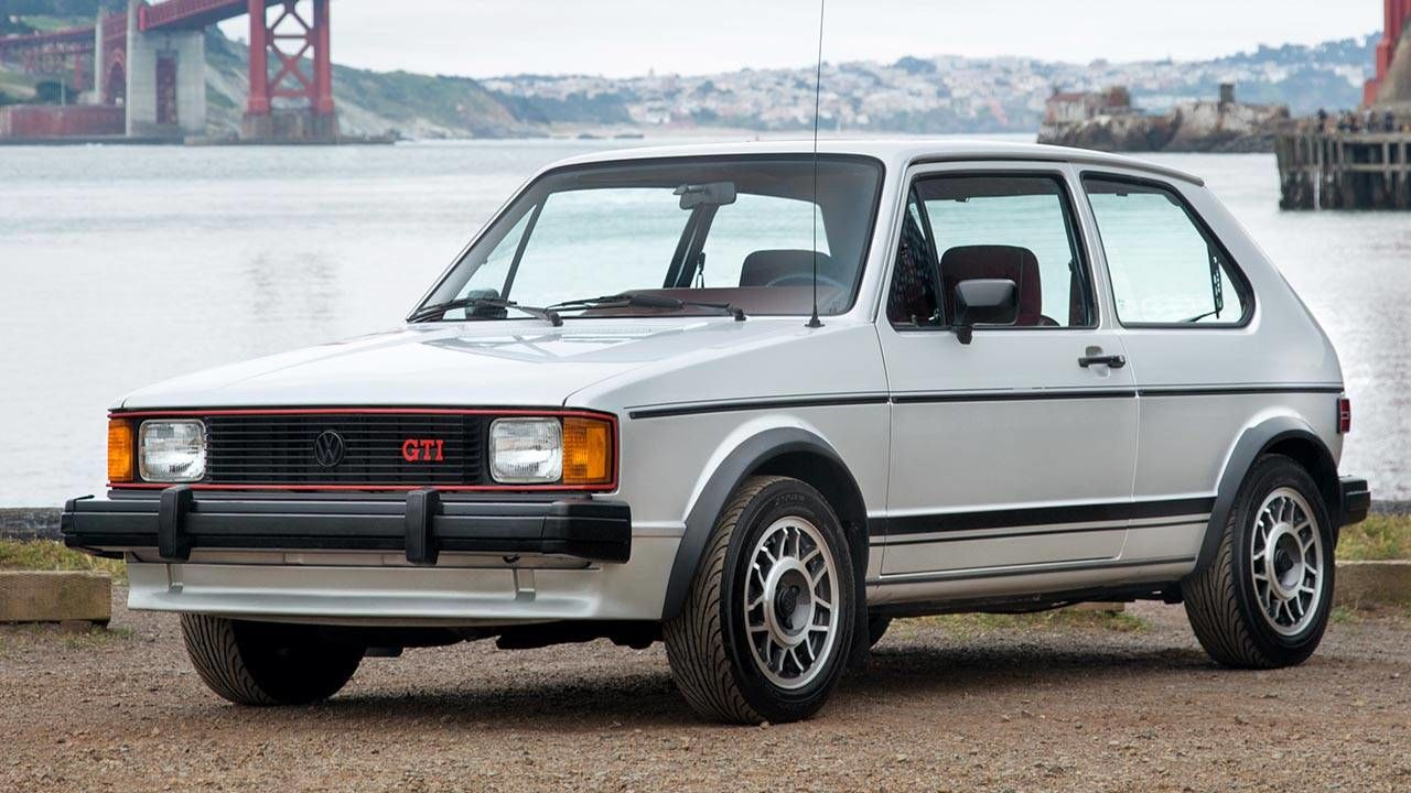 Archive Dive 1983 Volkswagen Rabbit Gti