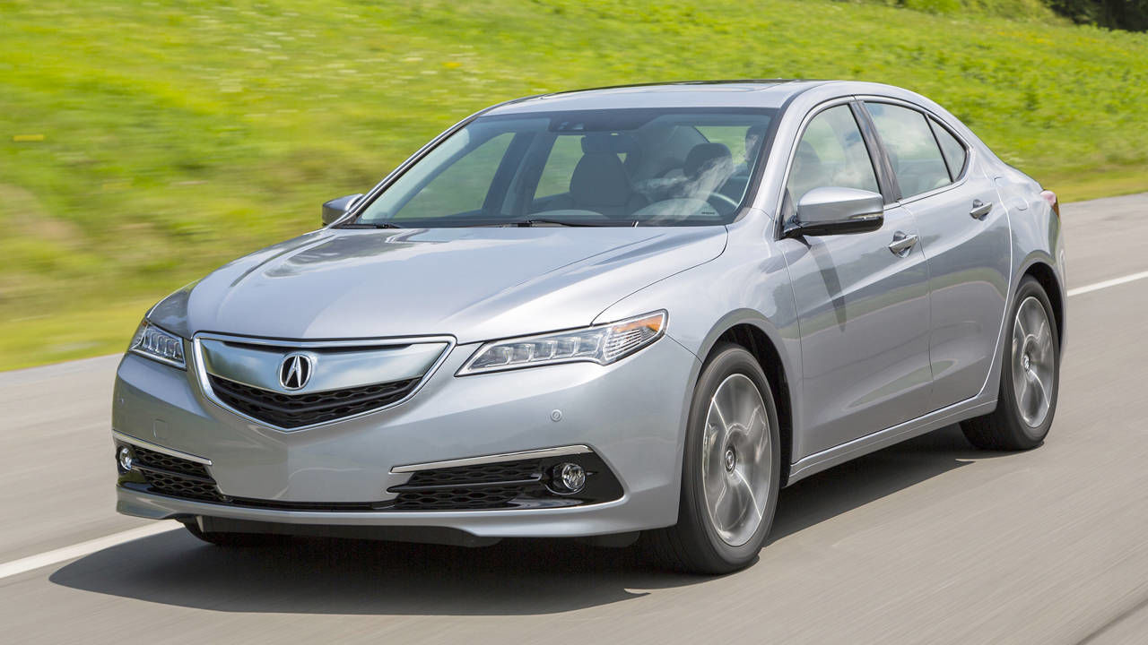 Best Cars Under 100000 >> 11 things you need to know about the 2015 Acura TLX