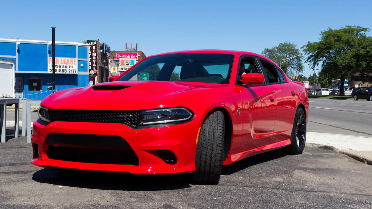 photos 2015 dodge charger srt hellcat debut - 2015 Dodge Charger Srt Hellcat