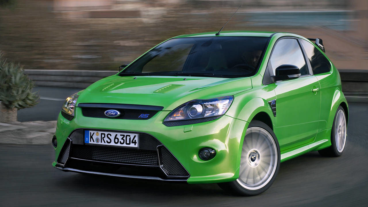 2016 ford focus rs exclusive first details of awd hot hatch. Black Bedroom Furniture Sets. Home Design Ideas
