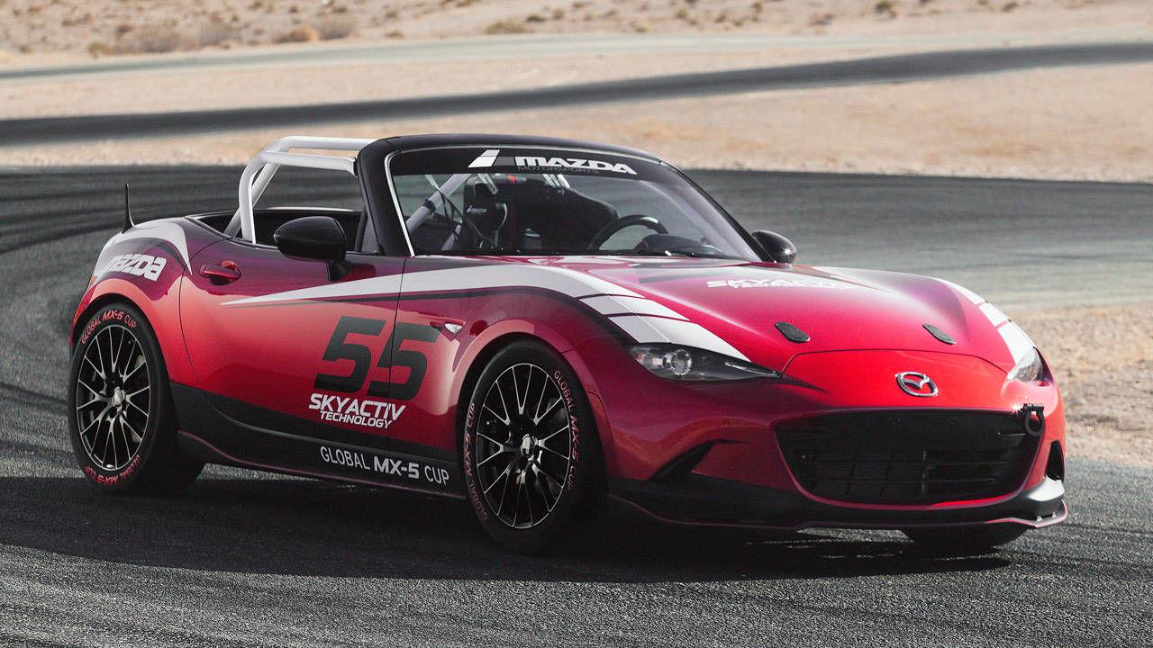 Pay Roadandtrack Com >> Photos: 2016 Mazda MX-5 Miata Cup Car