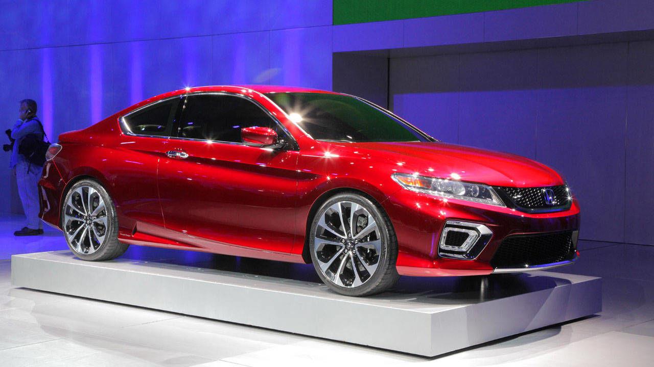 2013 Honda Accord Coupe Concept – Honda Accord Plug-In Hybrid – RoadandTrack.com