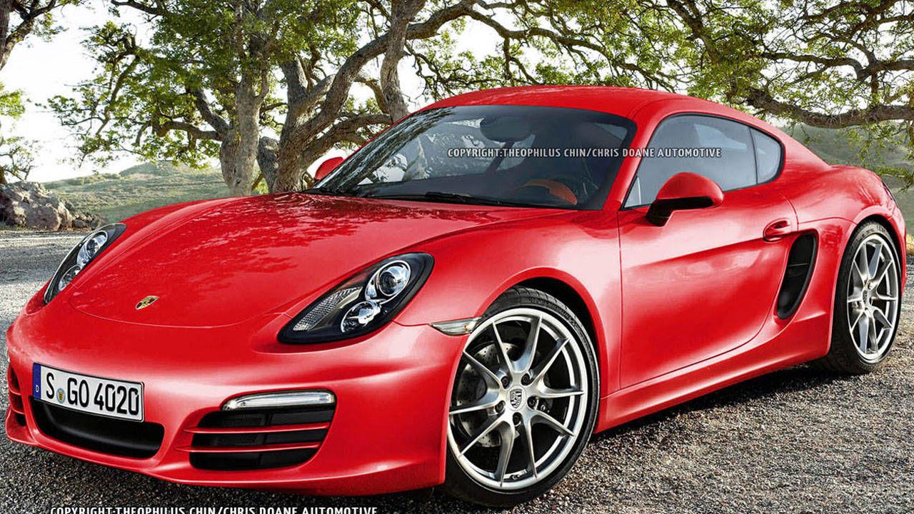 2014 Porsche Cayman S – First 2014 Porsche Cayman S ...