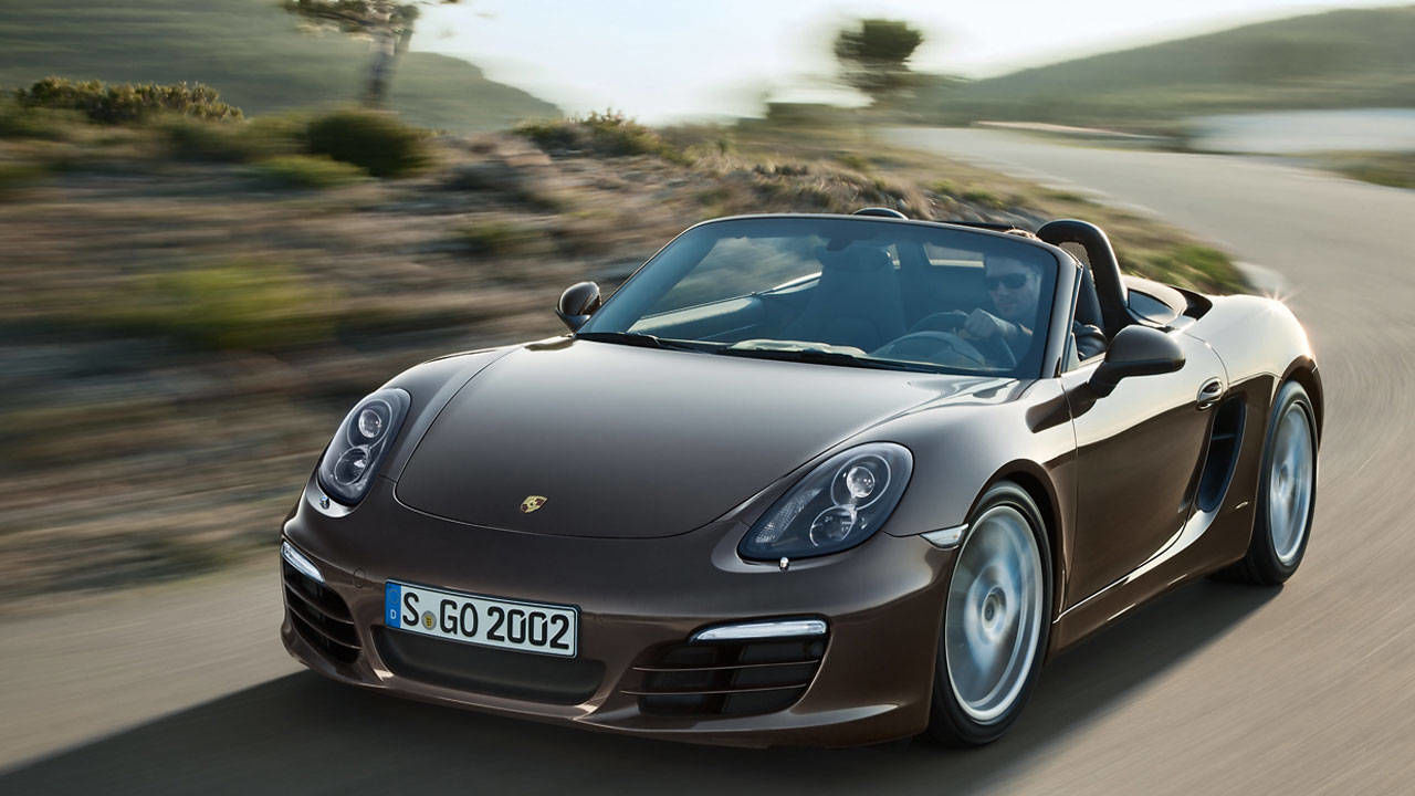 2013 porsche boxster and porsche boxster s first drive with specs and pictures. Black Bedroom Furniture Sets. Home Design Ideas