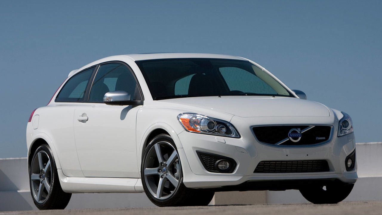 2012 volvo c30 t5 r design with polestar first drive. Black Bedroom Furniture Sets. Home Design Ideas