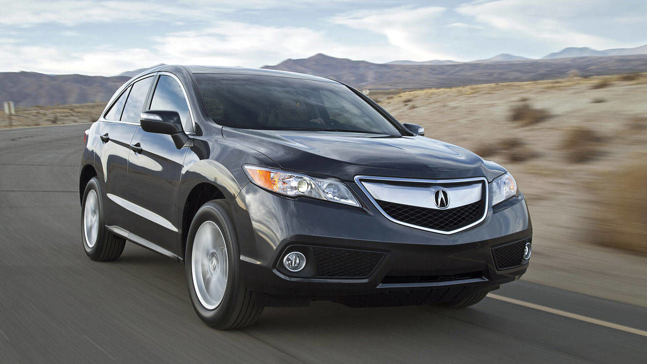 2013 acura rdx first drive photos and specs. Black Bedroom Furniture Sets. Home Design Ideas