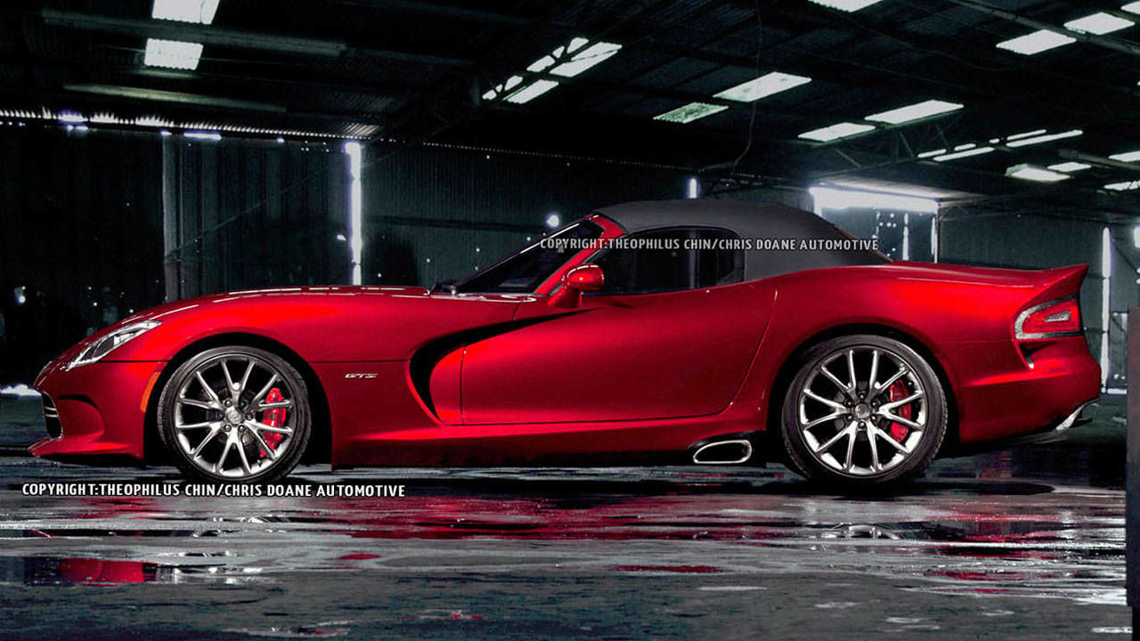 2014 srt viper roadster first photos and specs. Black Bedroom Furniture Sets. Home Design Ideas