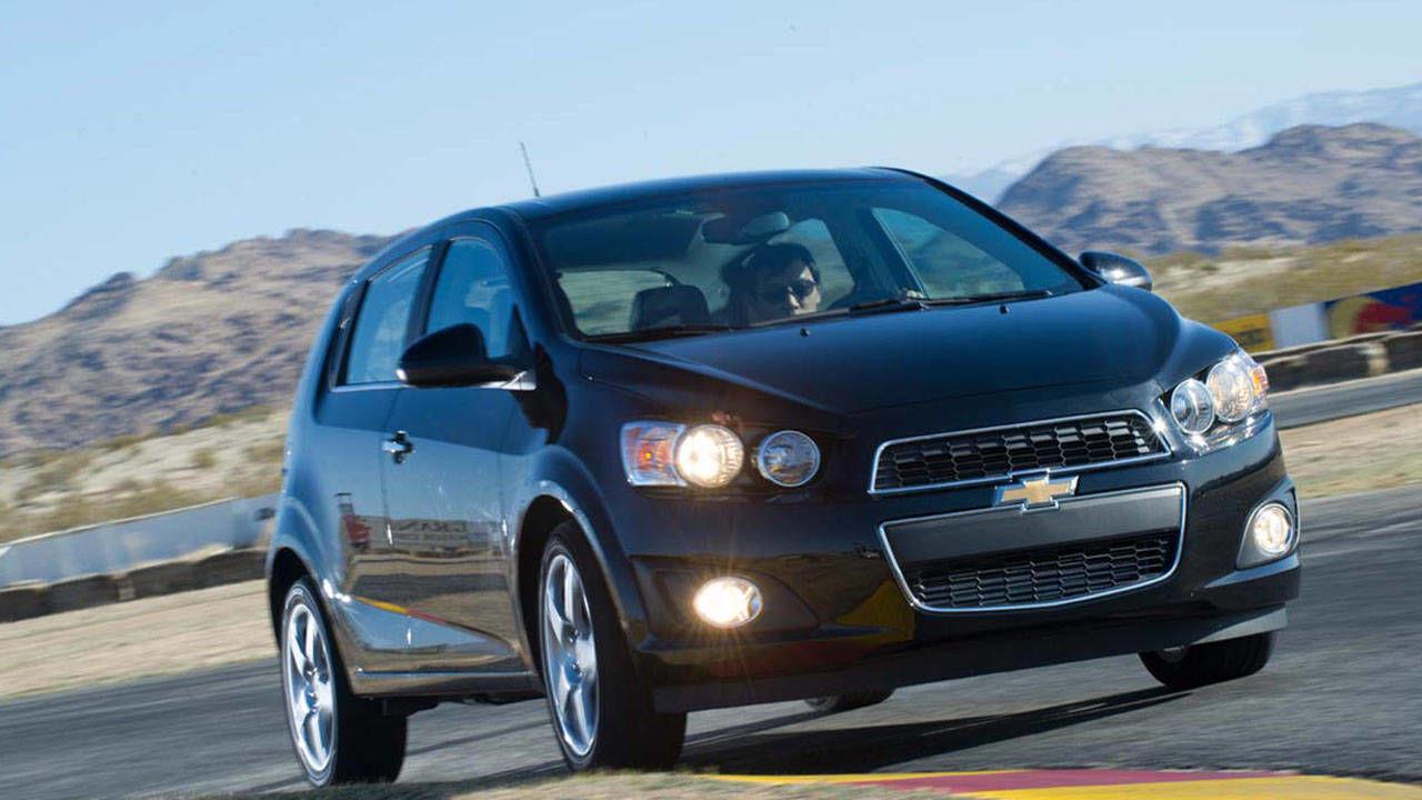 2012 chevrolet sonic ltz road test reviews car and autos post. Black Bedroom Furniture Sets. Home Design Ideas
