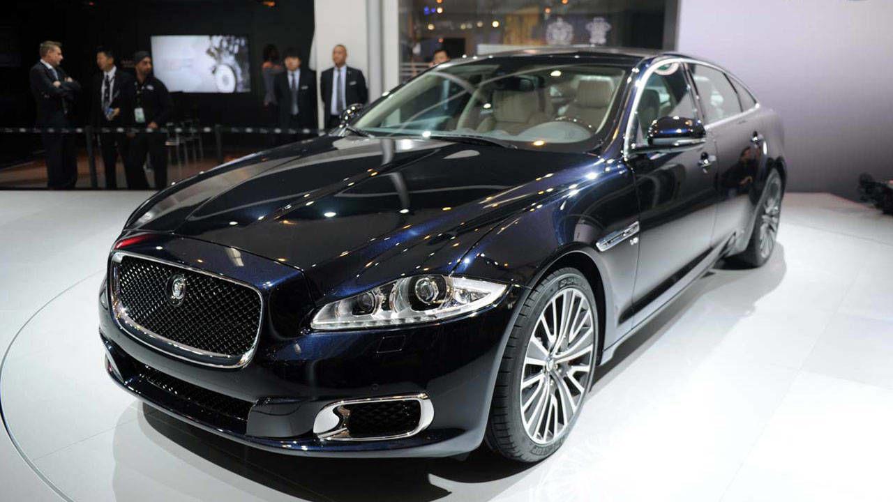 2013 Jaguar Xj Ultimate Photos Specs Price At Beijing