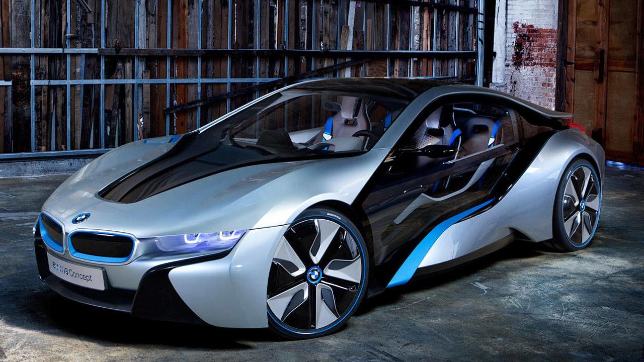 Bmw I8 Supercar Concept Car In Depth New Bmw I8 Future