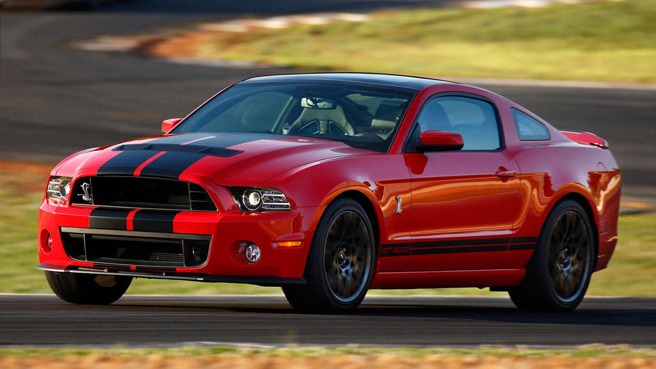 2014 ford shelby gt500 - 2013 Ford Shelby Gt500 First Drive 200 Mph Production Mustang Review Roadandtrack Com