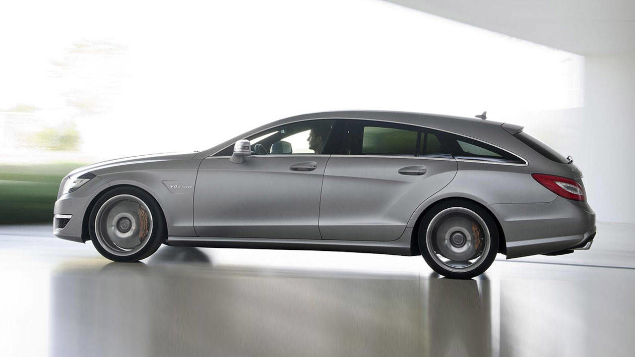2013 mercedes benz cls63 amg shooting brake first photos. Black Bedroom Furniture Sets. Home Design Ideas