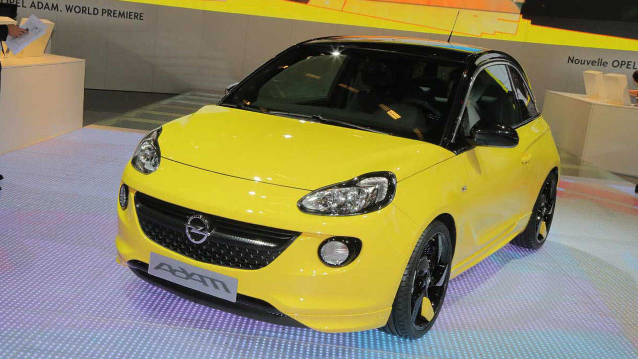 2013 opel adam could come to the us as a buick 2012 paris auto show. Black Bedroom Furniture Sets. Home Design Ideas