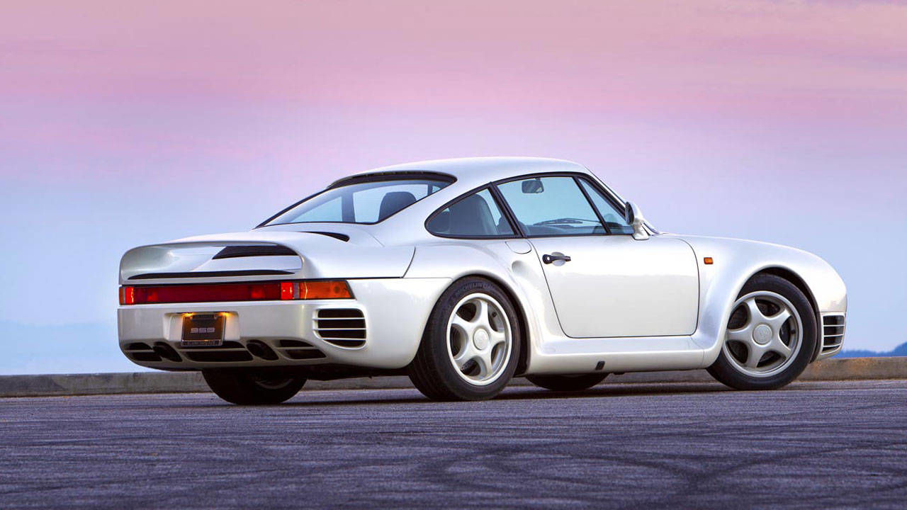 Porsche 959: The Future Is Now