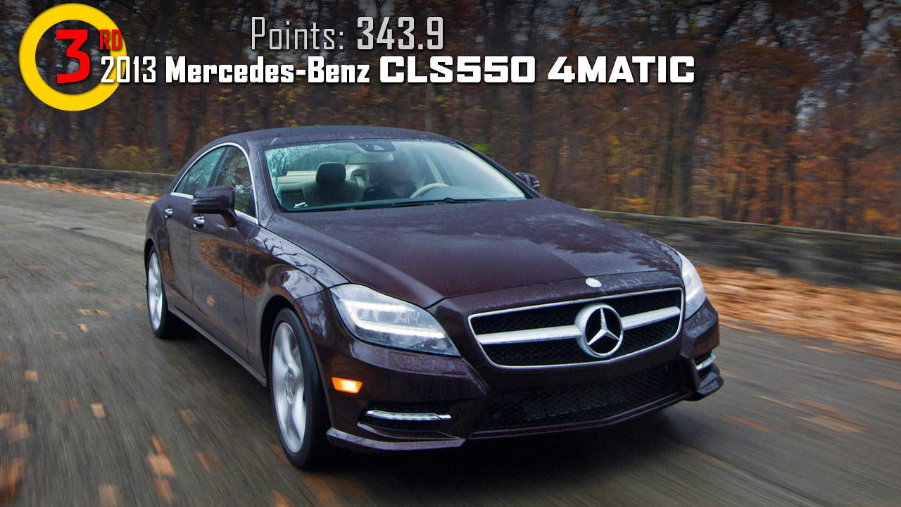 2013 mercedes benz cls550 4matic
