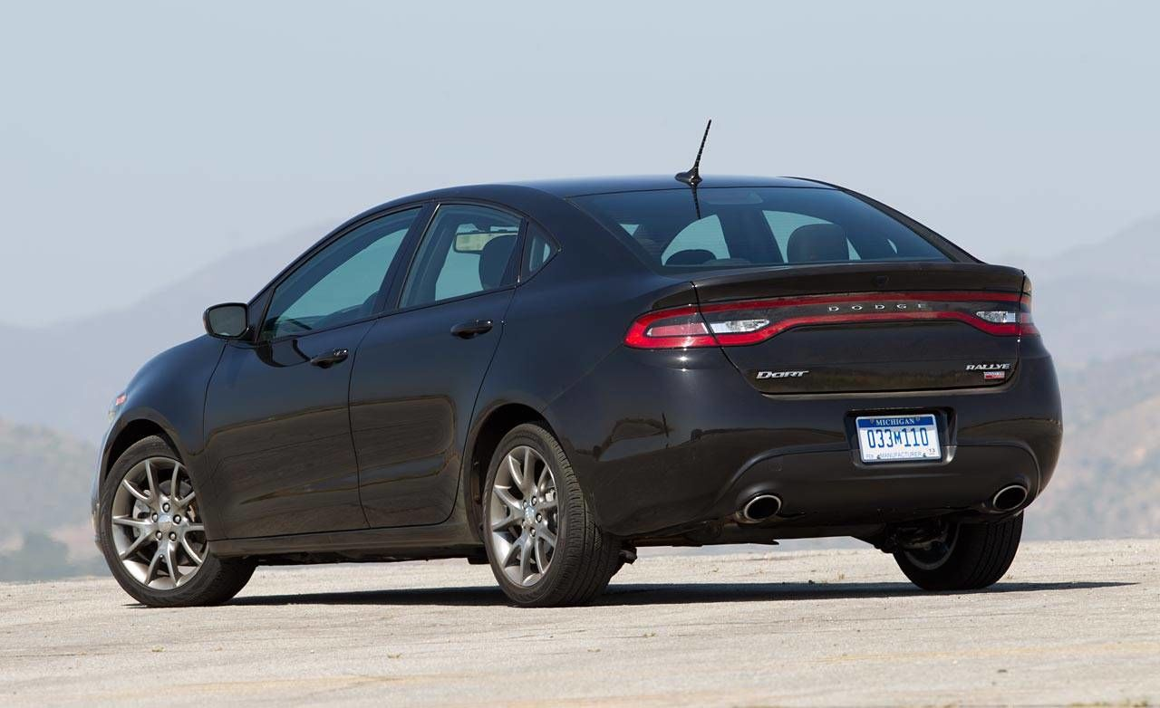 Photos: 2013 Dodge Dart Rallye
