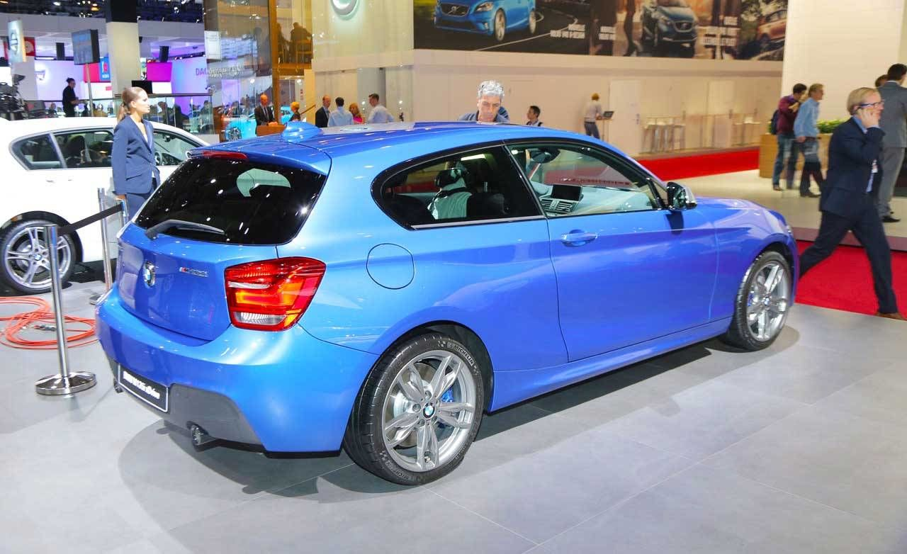 photos 2014 bmw 1 series 3 door and 5 door hatchbacks. Black Bedroom Furniture Sets. Home Design Ideas