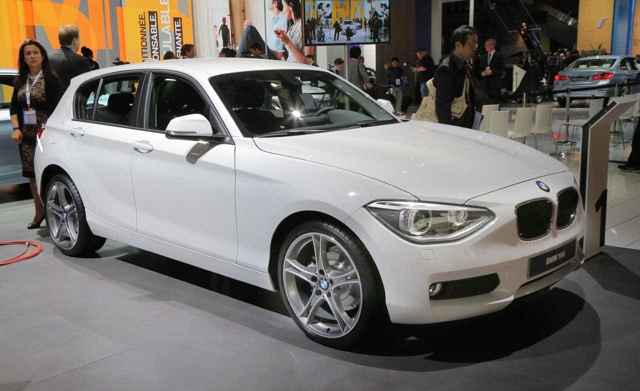photos 2014 bmw 1 series 5 door hatchback. Black Bedroom Furniture Sets. Home Design Ideas
