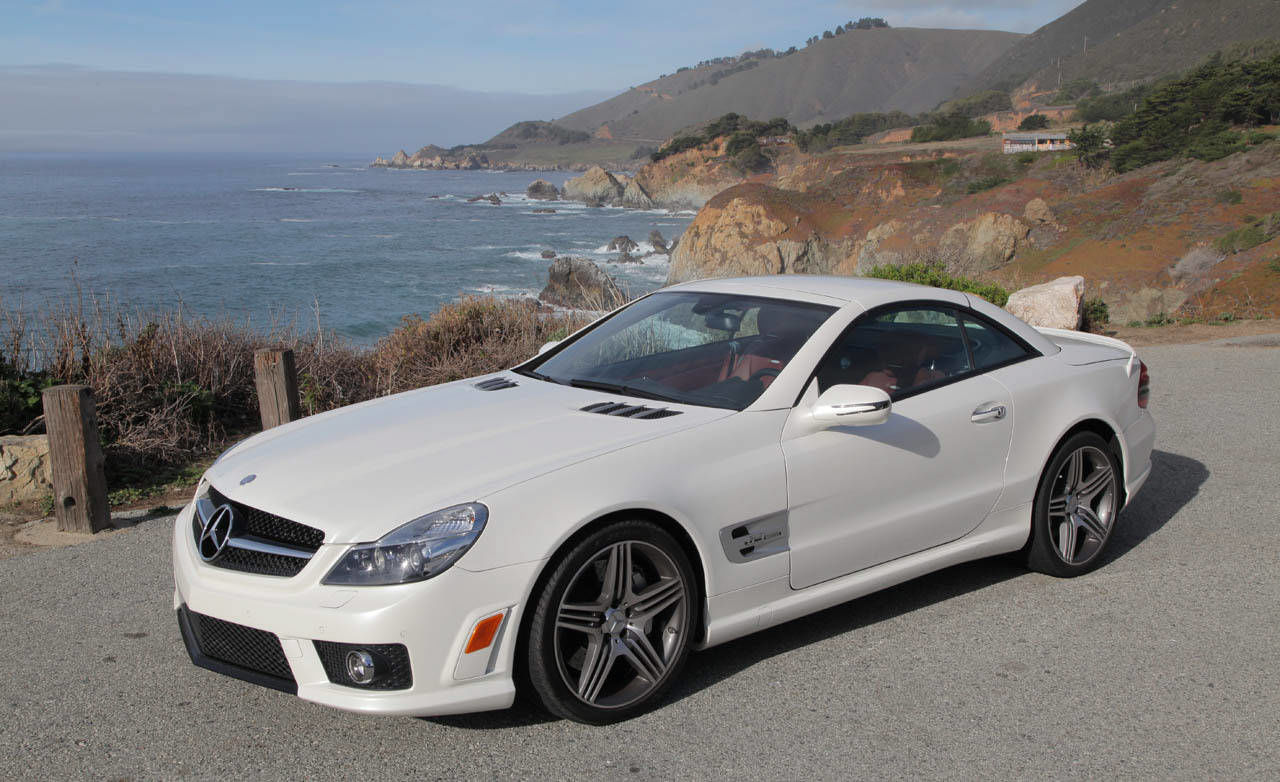 photos 2010 mercedes benz sl63 amg