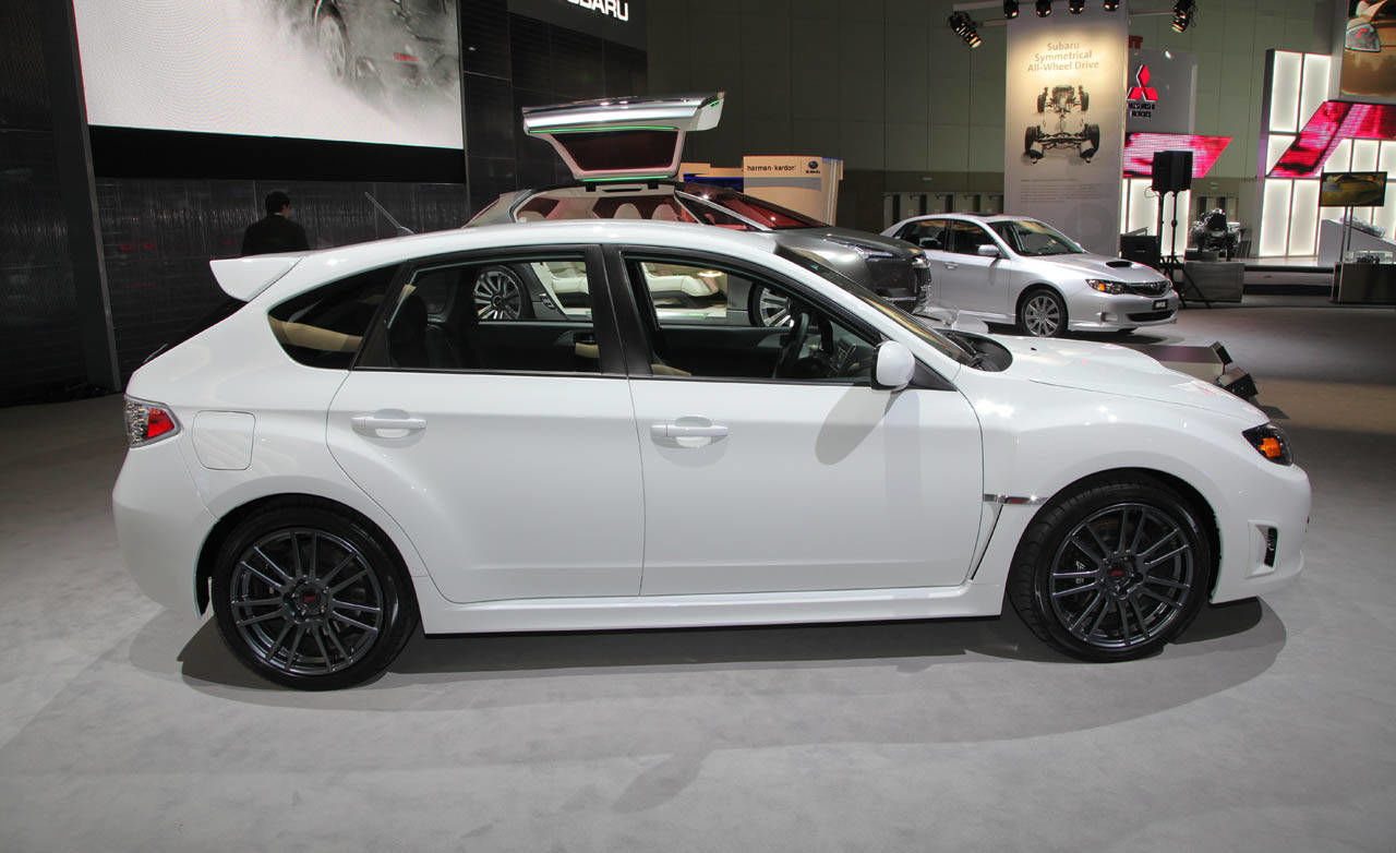 photos 2010 subaru wrx sti special edition. Black Bedroom Furniture Sets. Home Design Ideas
