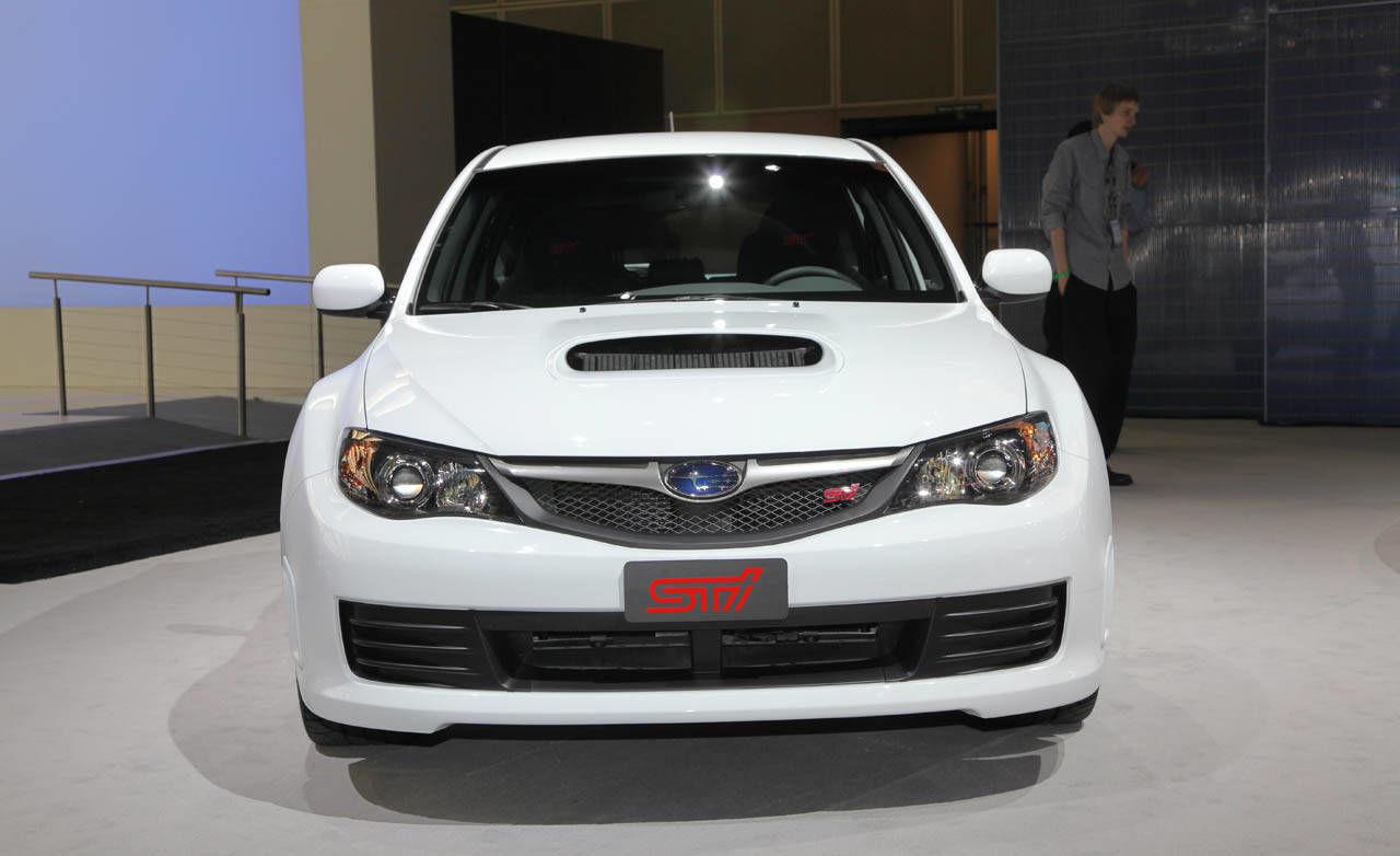Photos: 2010 Subaru WRX STI Special Edition