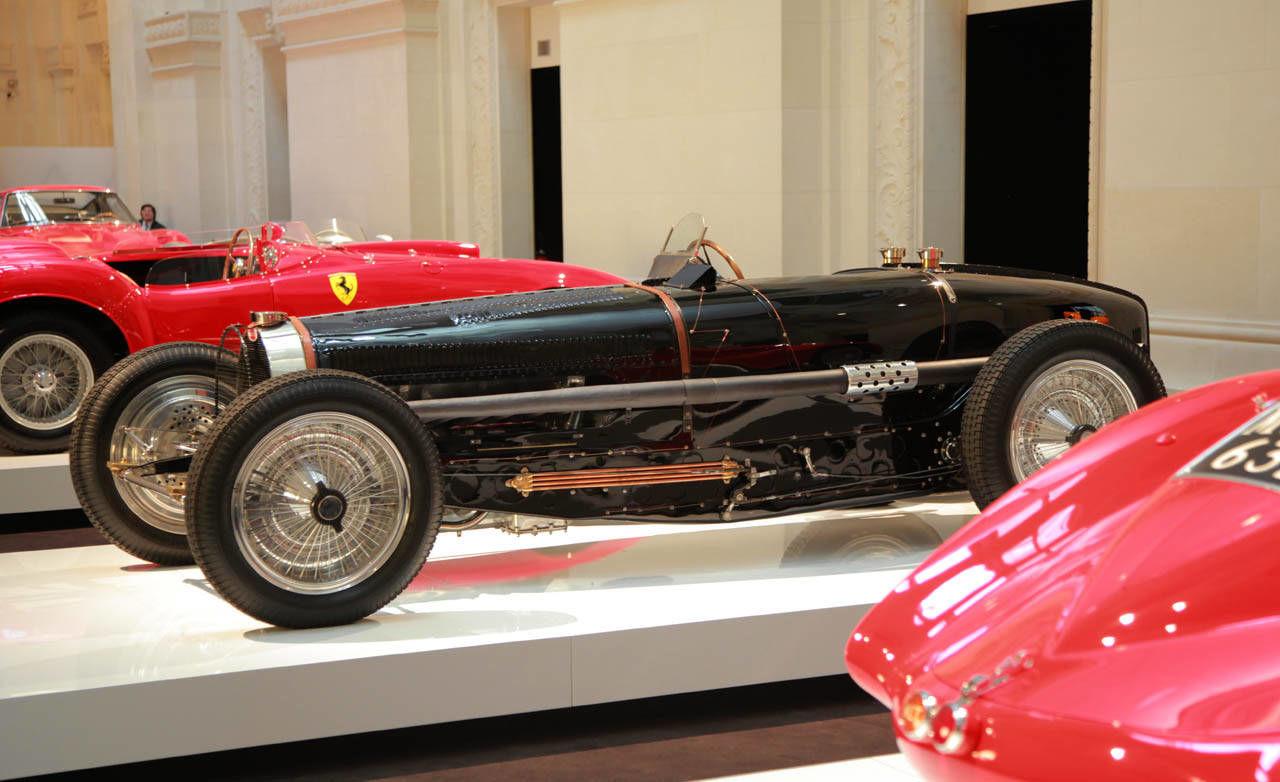 photos 1933 bugatti type 59 grand prix car. Black Bedroom Furniture Sets. Home Design Ideas