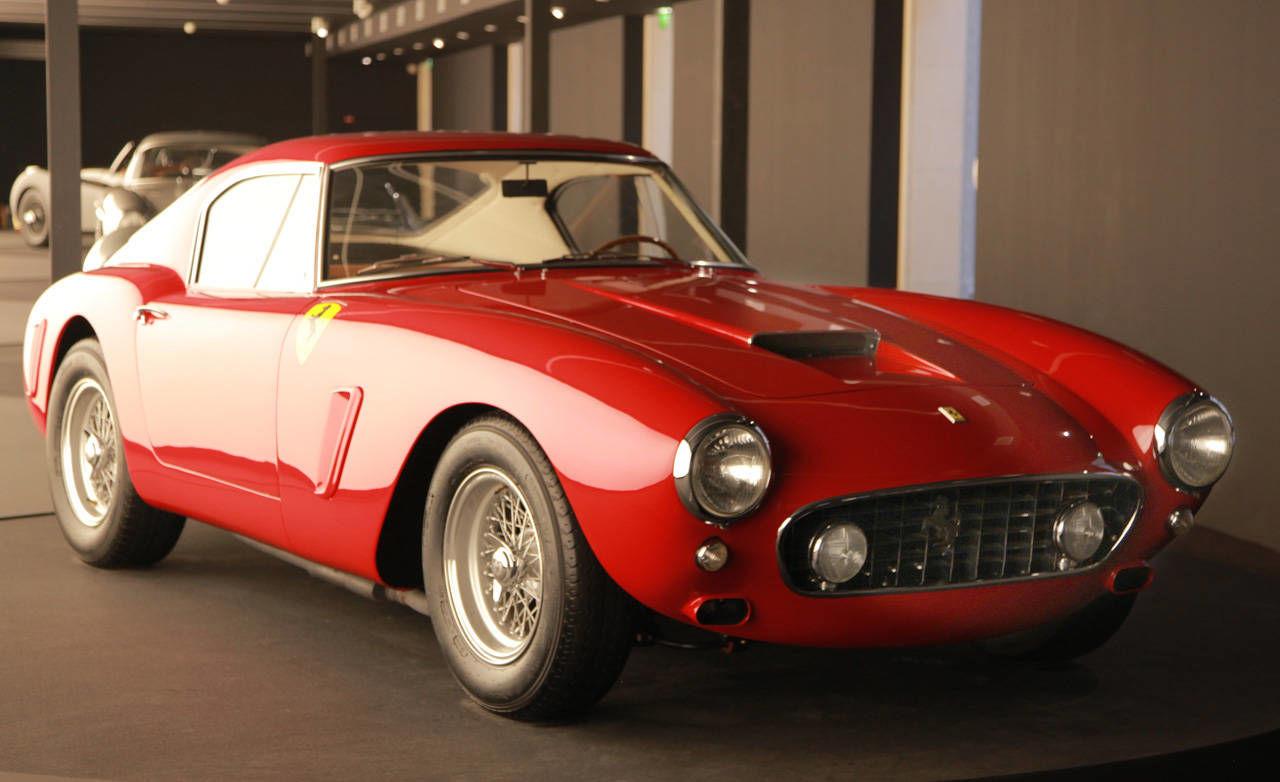 Photos 1960 Ferrari 250 Gt Swb Berlinetta Scaglietti