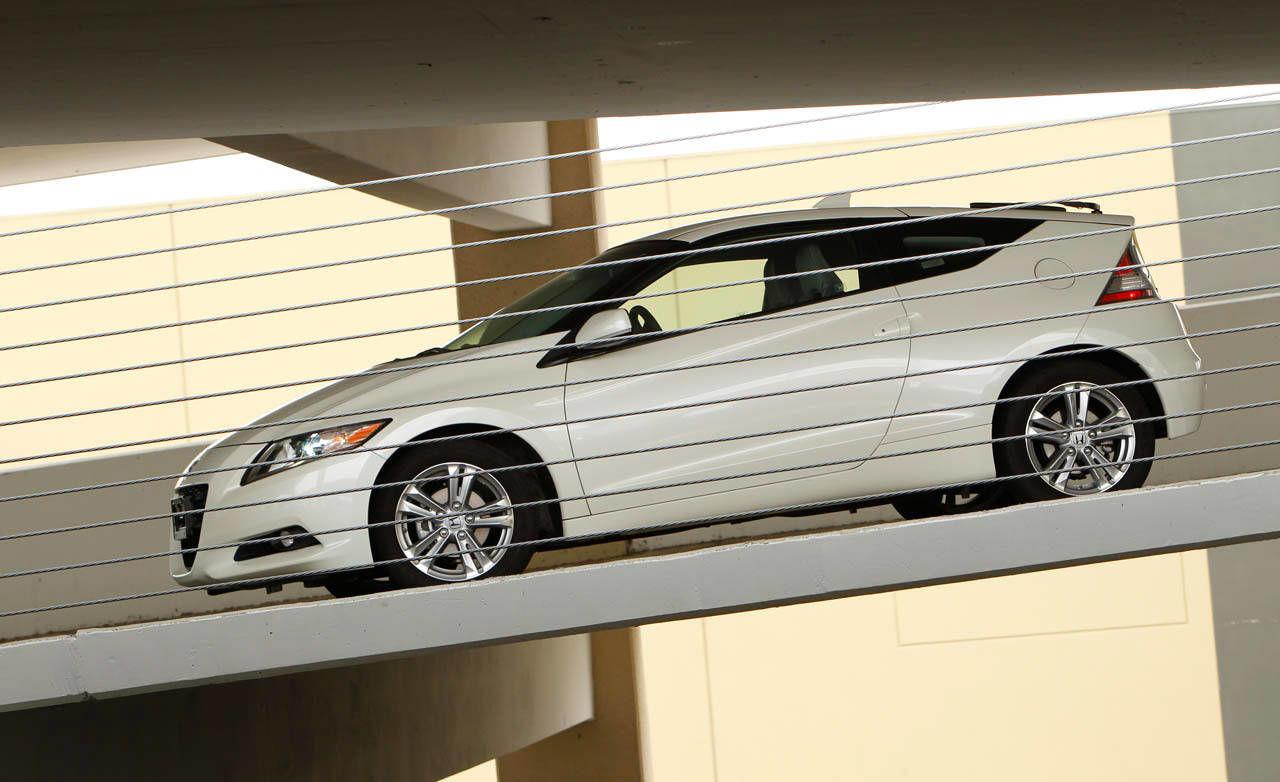 Photos 2011 Honda Cr Z Ex