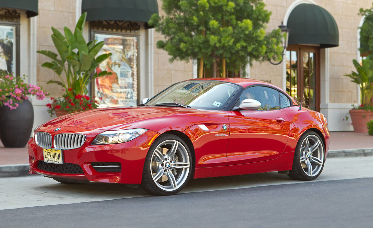 Photos 2011 Bmw Z4 Sdrive35is