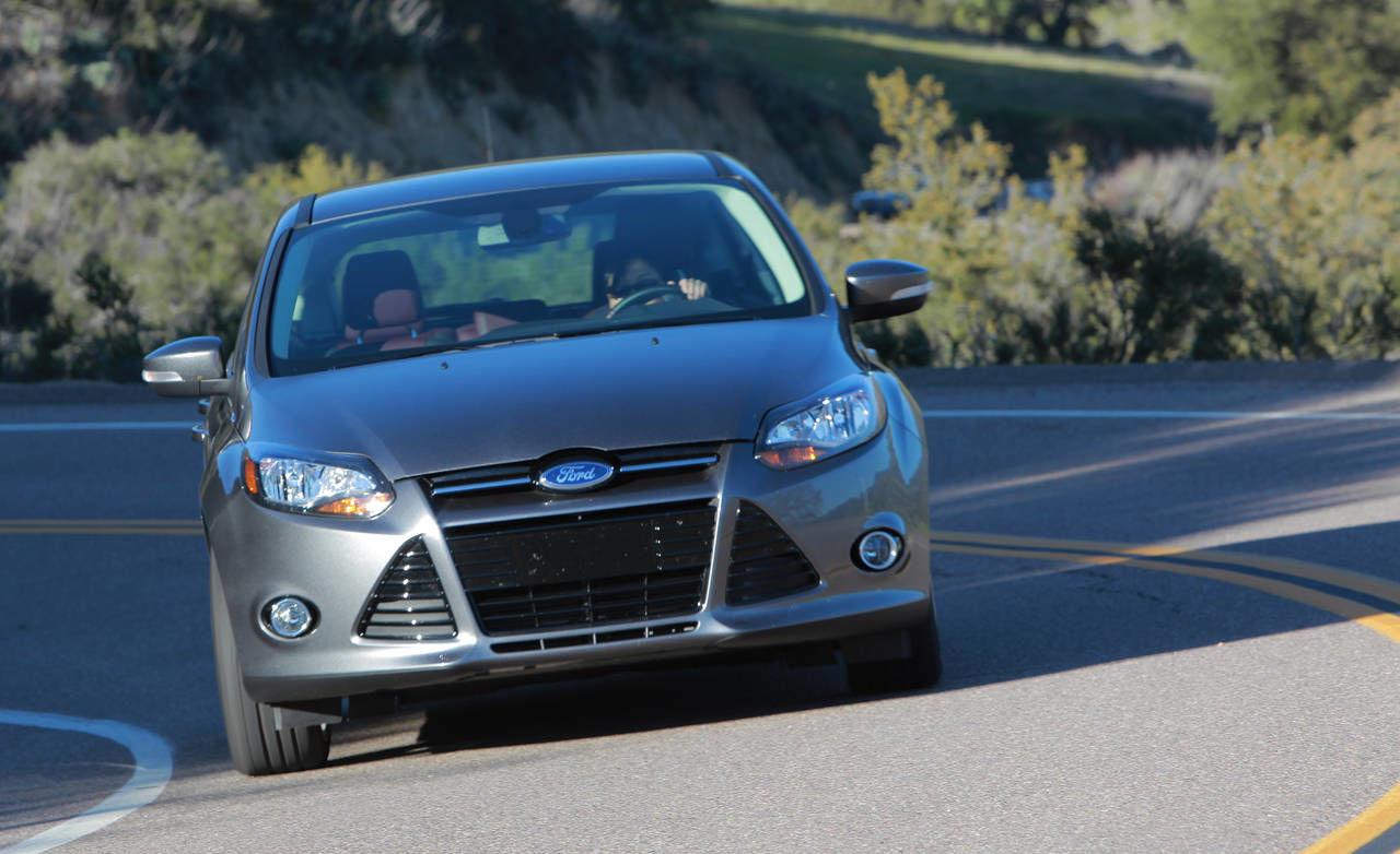 2012 Ford Focus 5-door Hatchback Titanium – Ford Focus ...