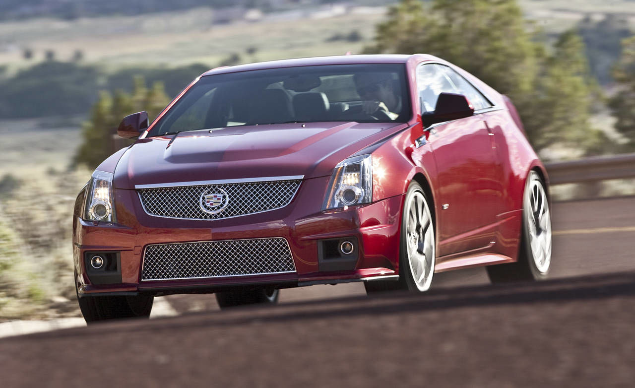 photos from the all new 2011 cadillac cts v coupe car review. Black Bedroom Furniture Sets. Home Design Ideas