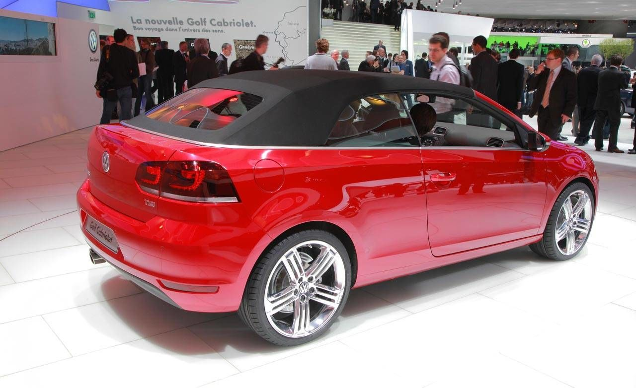 photos 2012 volkswagen golf cabriolet. Black Bedroom Furniture Sets. Home Design Ideas