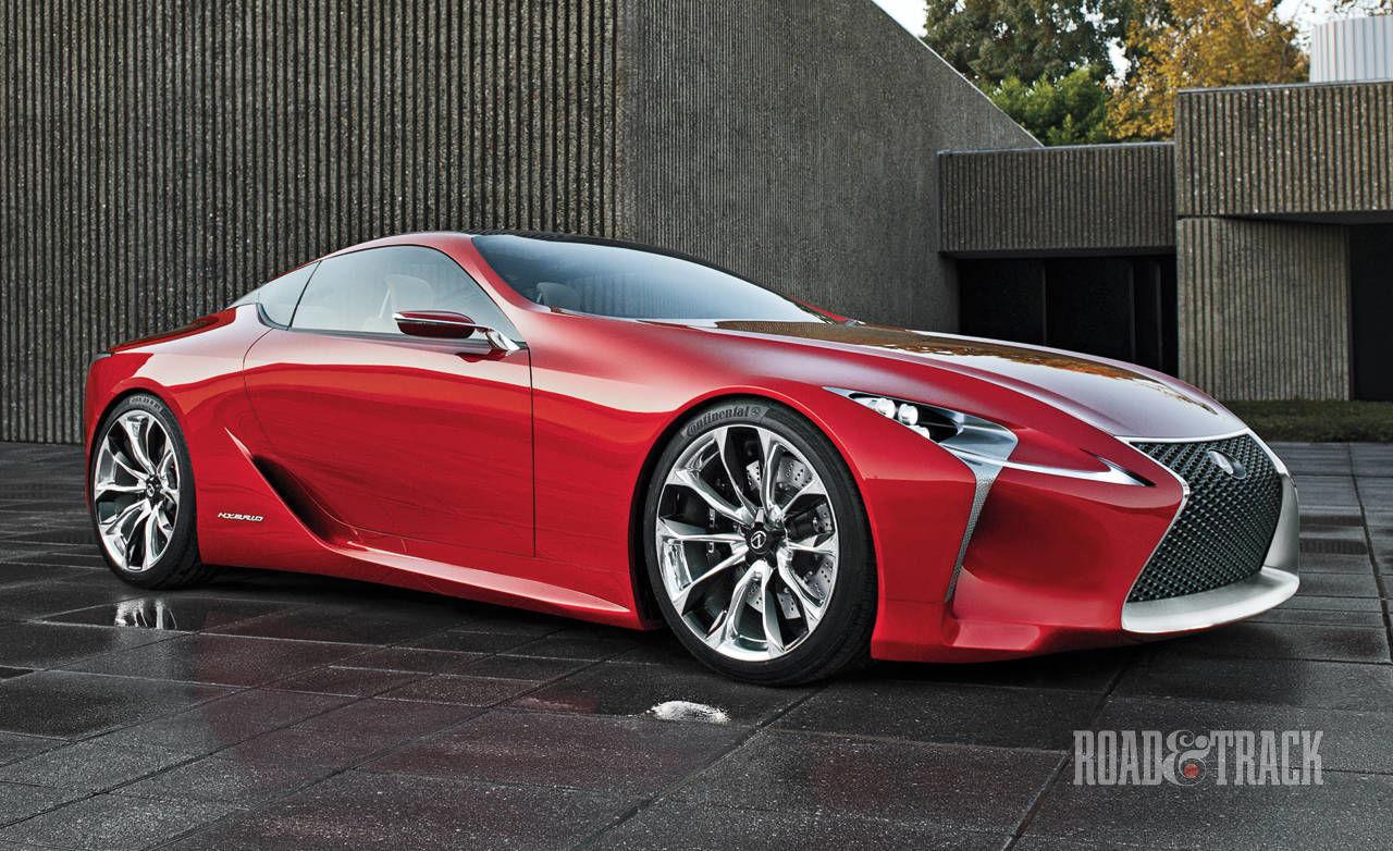Photos Lexus Lf Lc Concept