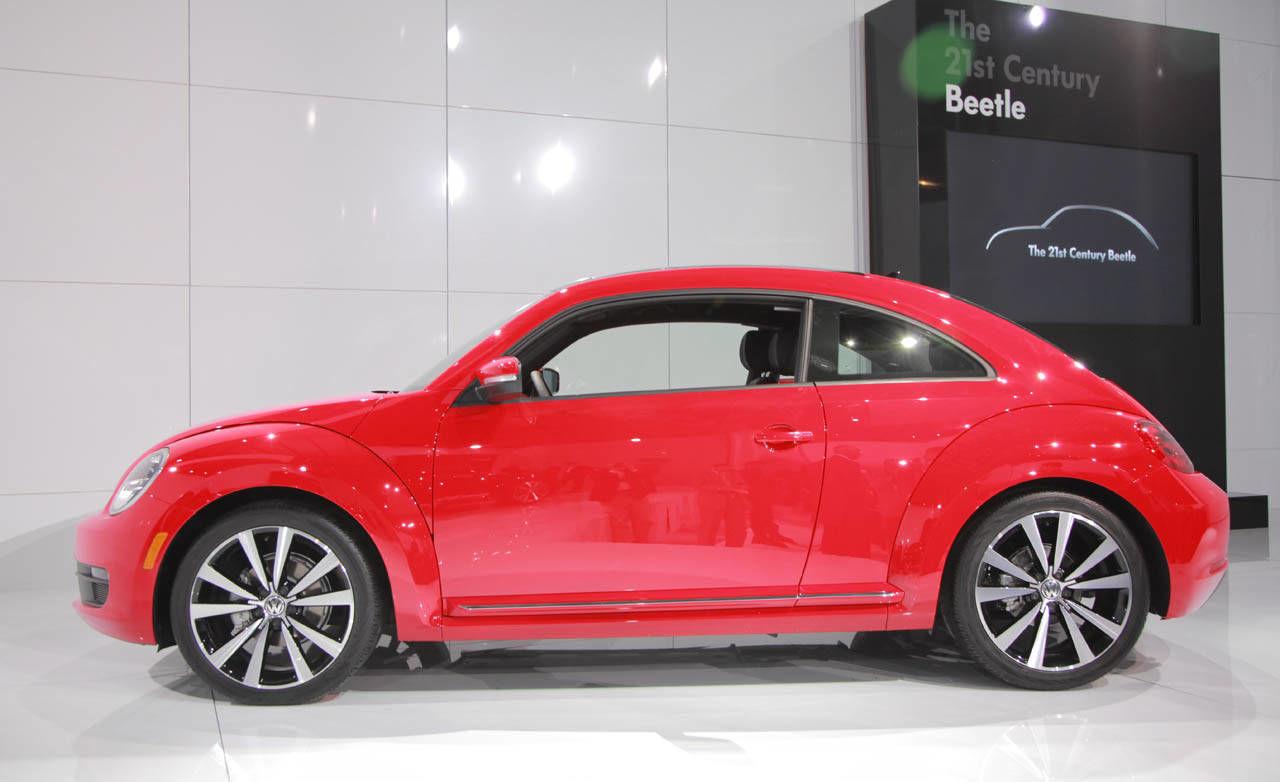 Photos: 2012 Volkswagen Beetle