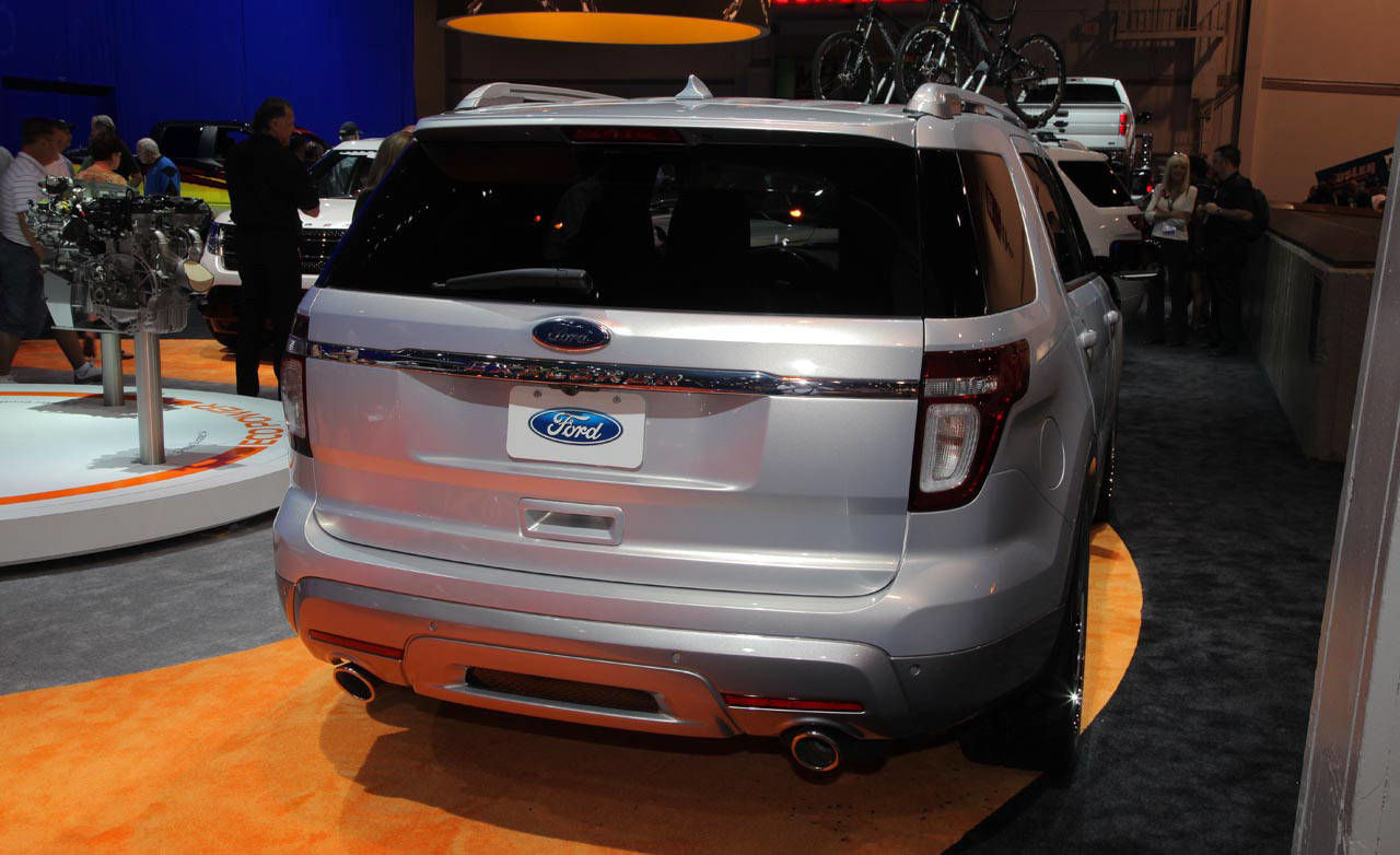 Photos 2011 Ford Explorer Luxury By Galpin Auto Sports