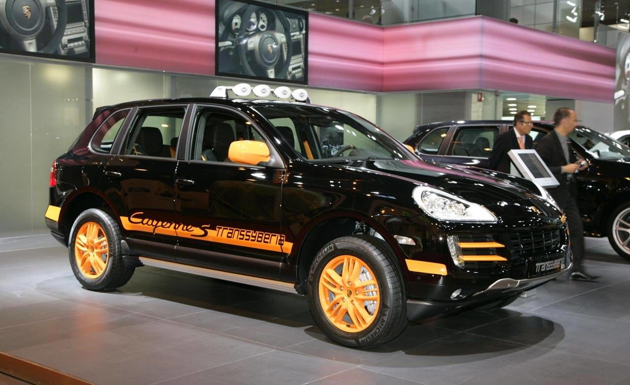 2010 porsche cayenne s transsyberia. Black Bedroom Furniture Sets. Home Design Ideas