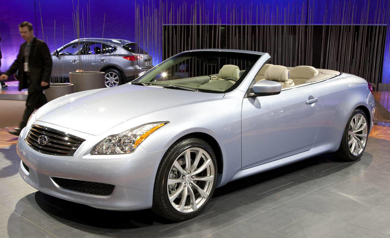 infiniti g37 convertible by - photo #11