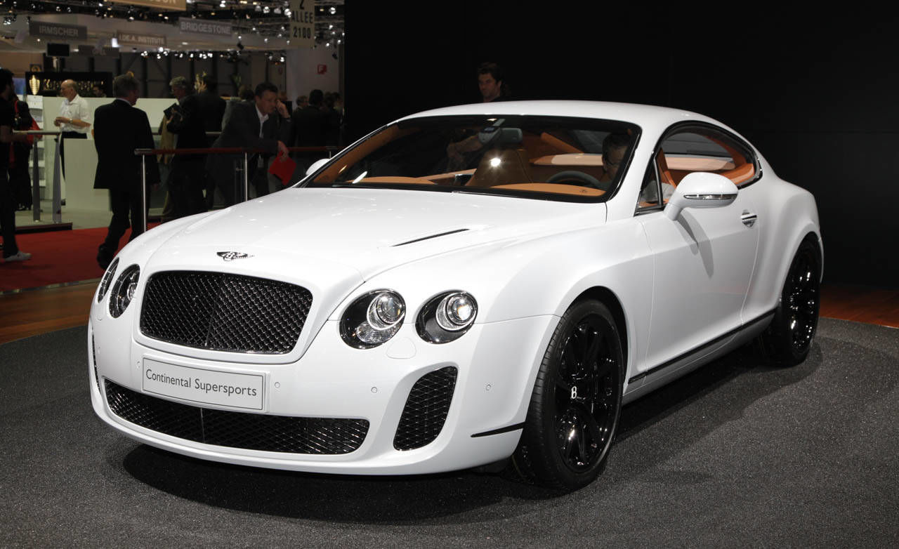 2010 bentley continental supersports. Black Bedroom Furniture Sets. Home Design Ideas