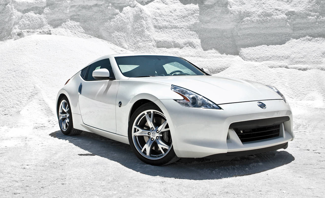 2009 nissan 370z touring introduction - Nissan 370z touring coupe ...