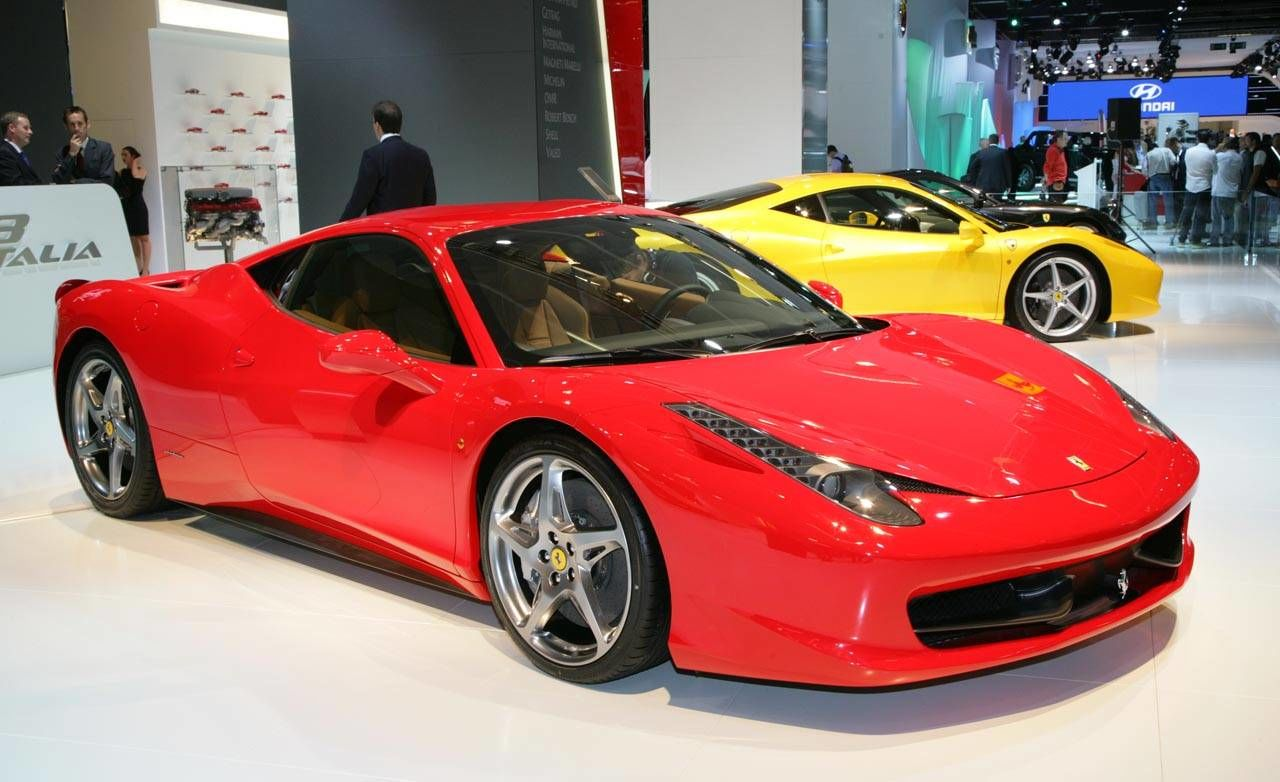 2011 ferrari 458 italia. Black Bedroom Furniture Sets. Home Design Ideas