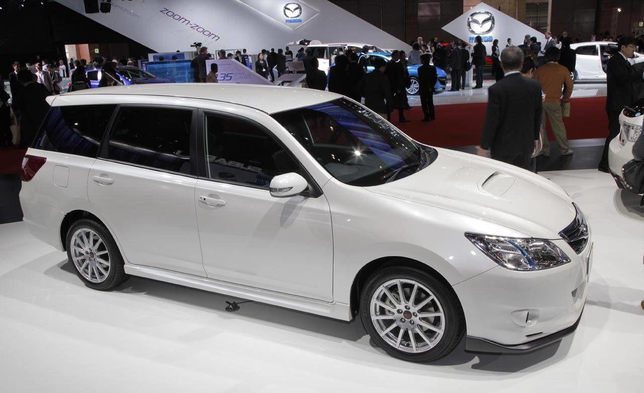 2015 Subaru Exiga