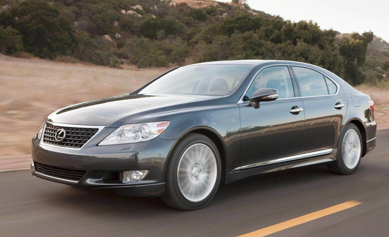 review of the new 2010 lexus ls 460 sport full new car details. Black Bedroom Furniture Sets. Home Design Ideas