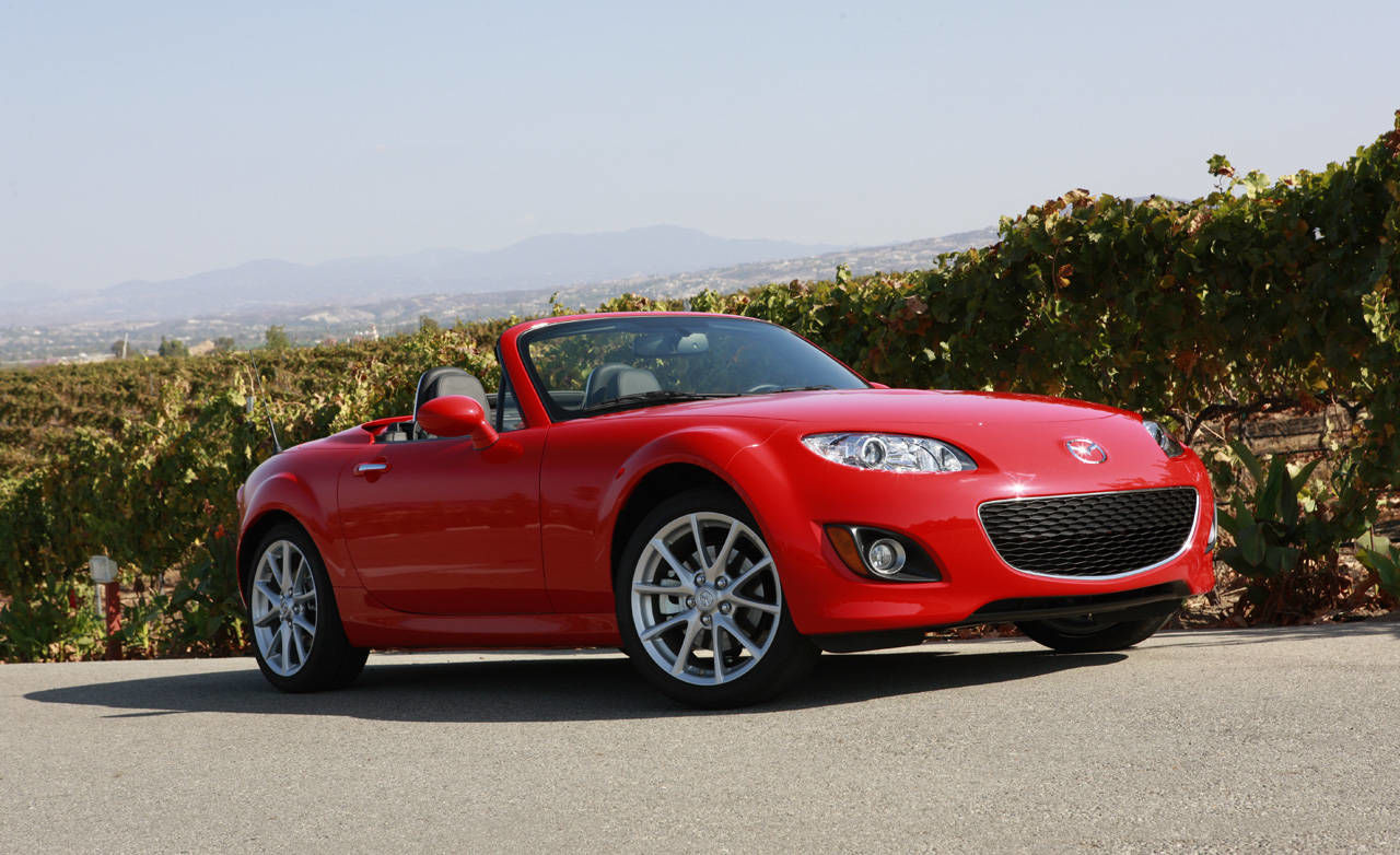 2010 mazda mx 5 miata prht introduction. Black Bedroom Furniture Sets. Home Design Ideas
