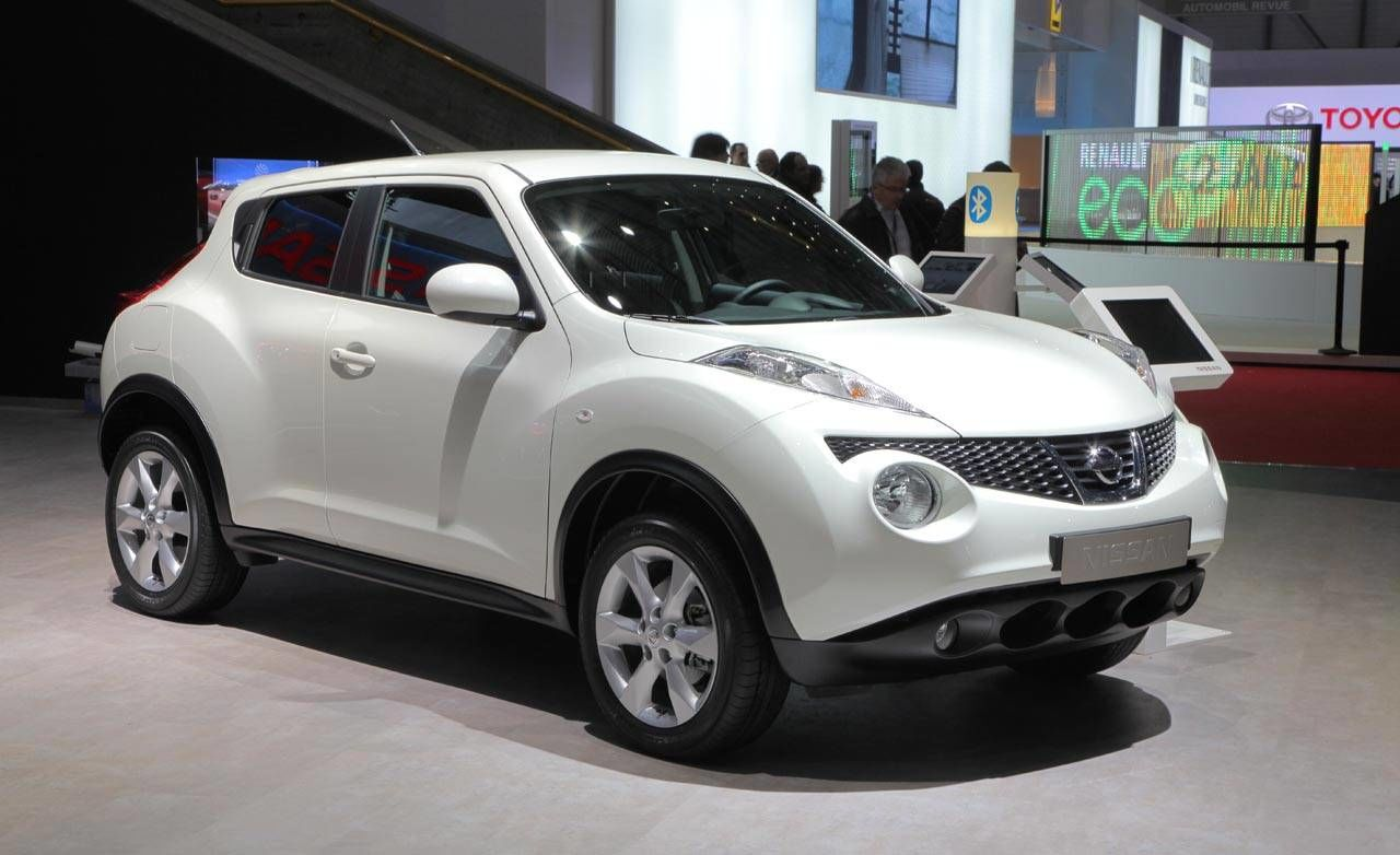 2011 nissan juke nissan juke at 2010 geneva auto show. Black Bedroom Furniture Sets. Home Design Ideas