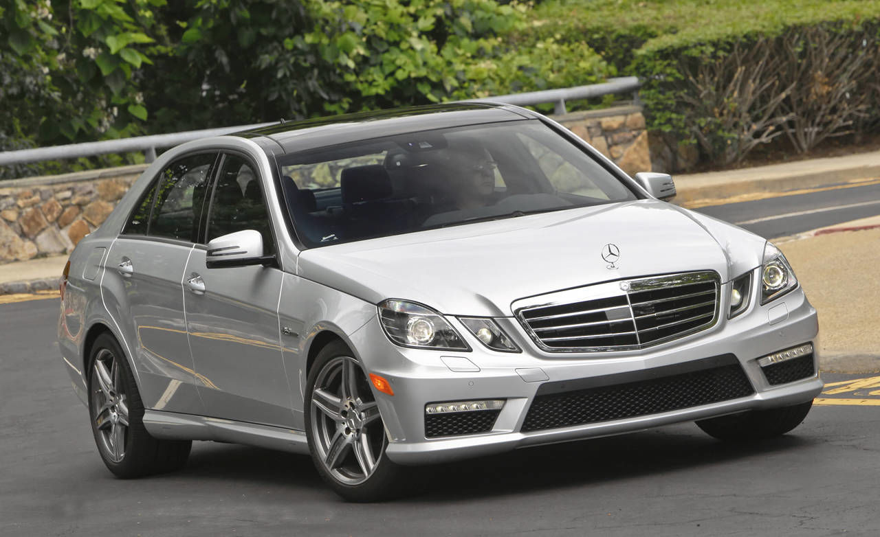 2010 mercedes benz e63 amg for Mercedes benz of usa