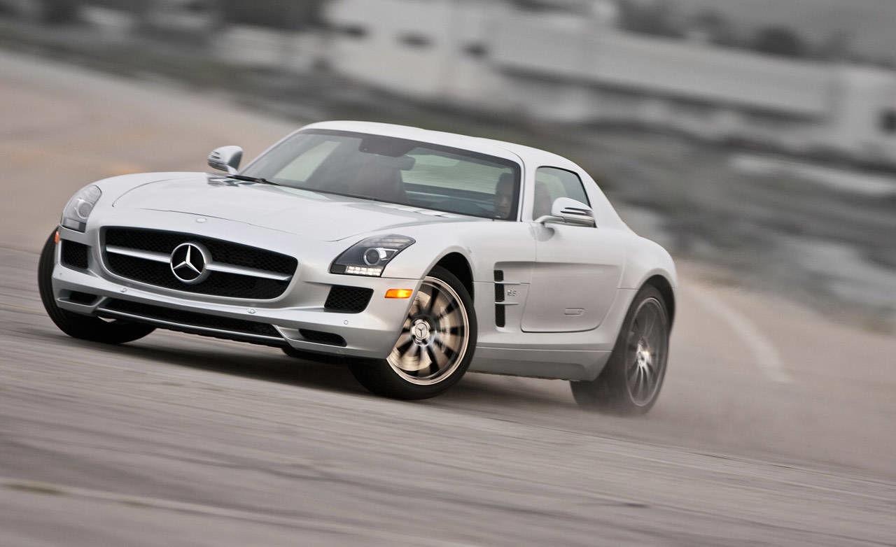 Video 2011 Mercedes Benz Sls Amg