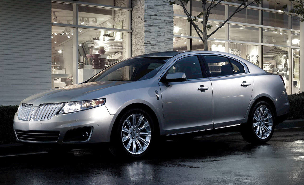 lincoln mks review 2011 lincoln mks sedan delivers abundant power. Black Bedroom Furniture Sets. Home Design Ideas