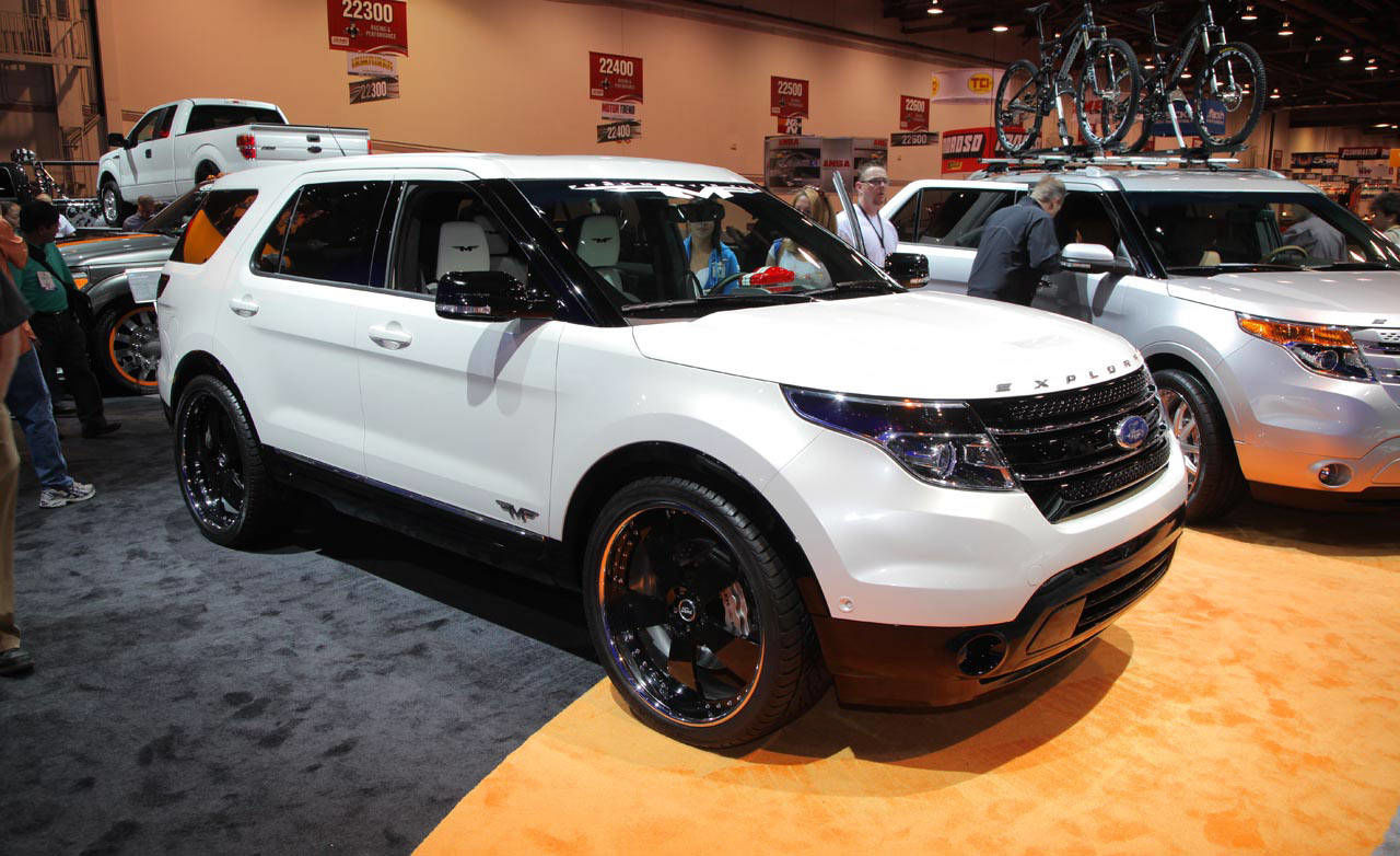 Ford Explorer 2010 Tuning >> 2011 Ford Explorer - Ford Explorer Review with Pictures