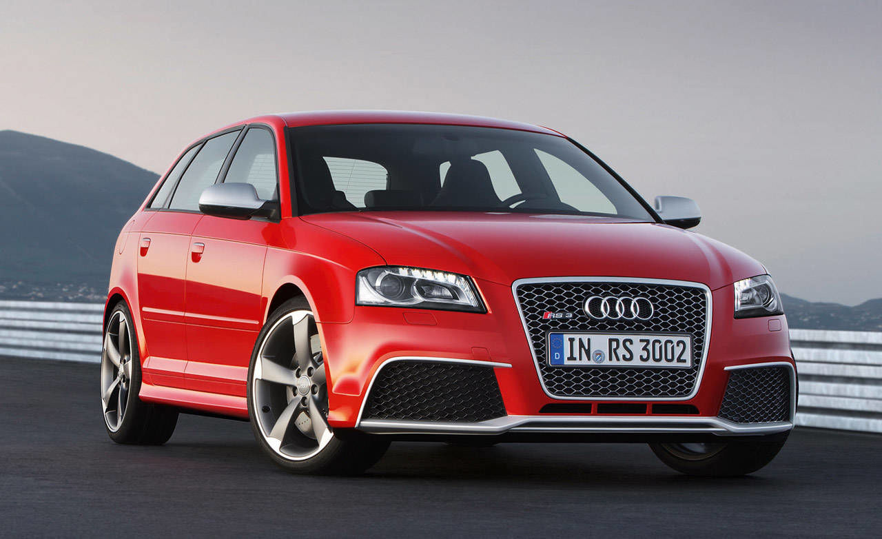 audi rs 3 2011 audi rs 3 sportback review with photos. Black Bedroom Furniture Sets. Home Design Ideas